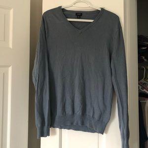 J. Crew Men's Cotton-Cashmere Sweater Size Small